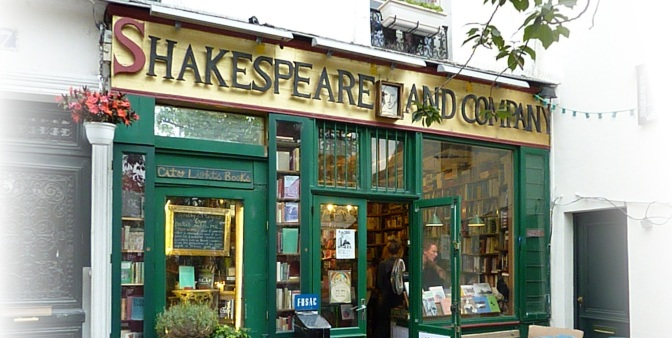 Shakespeare-Co-façade